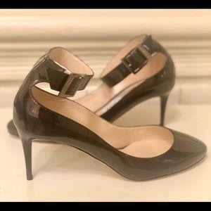 Jimmy Choo kitten heels black 37
